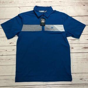 Travis Mathew Prestige 77 Arkin Polo Shirt Classic
